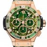 Hublot - Boa Bang Gold Green