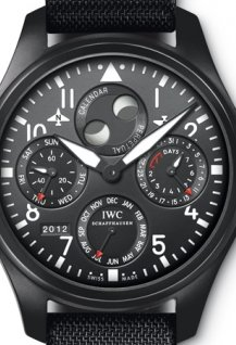 Big Pilot`s Watch Perpetual Calendar TOP GUN