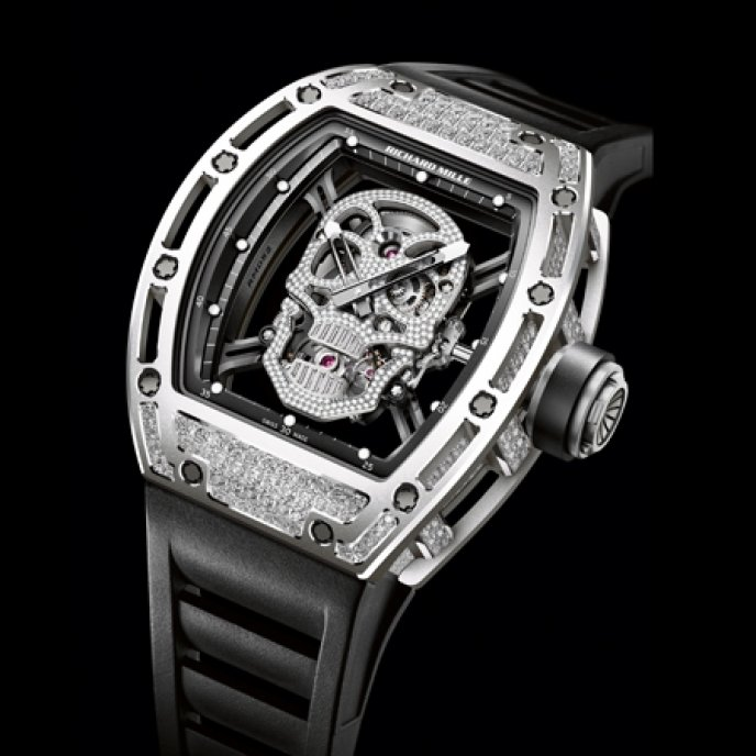 Richard Mille - RM 052 Tourbillon Richard Mille Skull