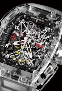 RM 056 Tourbillon Split Seconds Competition Chronograph Felipe Massa SAPPHIRE