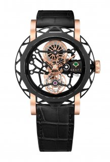 Structural Tourbillon Skeleton