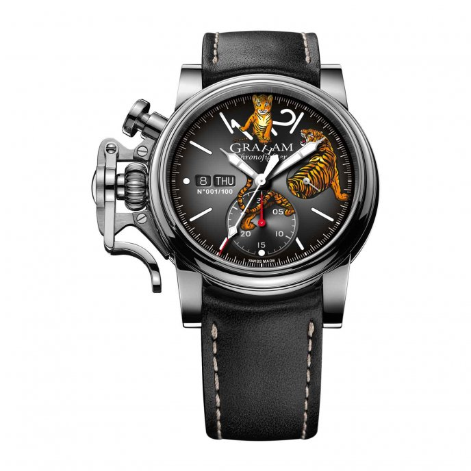 Chronofighter Vintage Tiger