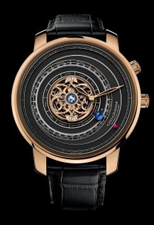 Tourbillon Orrery
