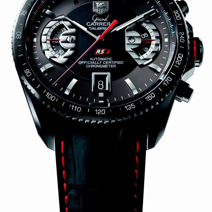 967ec880fc6 TAG Heuer - Grand Carrera - Grand Carrera Calibre 17 RS2 Chronograph ...