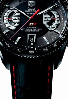 b813c357d3b TAG Heuer Grand Carrera Grand Carrera Calibre 17 RS2 Chronograph Add to  wishlist