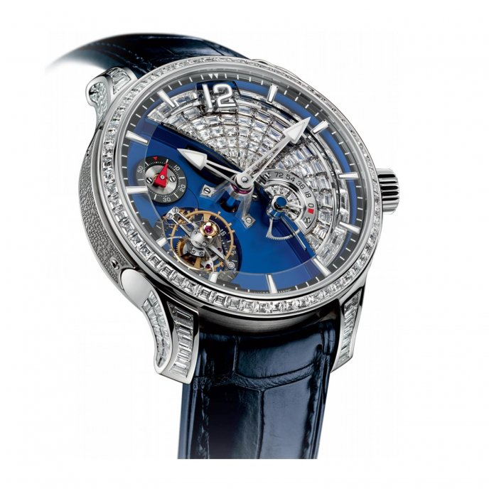Greubel Forsey Tourbillon 24 Secondes Watch-face-view