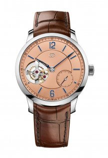 Tourbillon 24 Secondes Vision Platinum