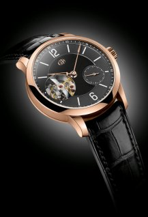 Tourbillon 24 Secondes Vision Red Gold