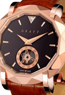 MasterGraff Répétition Minute Tourbillon