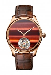 Endeavour Tourbillon Concept Tiger's Eye