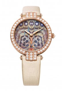 Premier Precious Butterfly Automatic 36mm