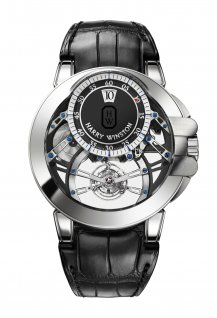 Ocean Tourbillon Jumping Hour