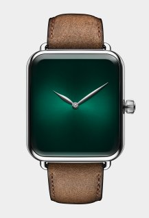 Swiss Alp Watch Concept Cosmic Green