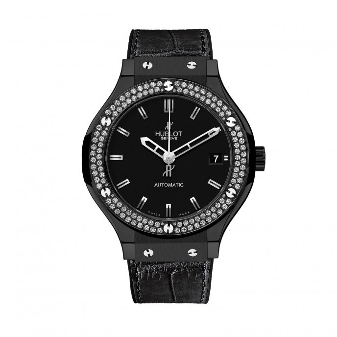 Hublot-Classic Fusion-Black Magic Diamonds 38mm-565.CM.1170.LR.1104