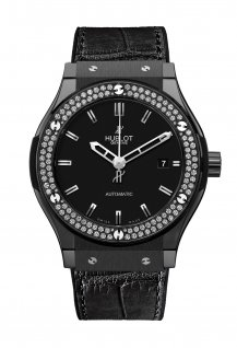Black Magic Diamonds 42mm