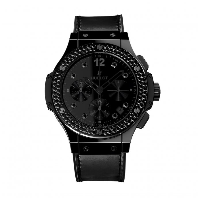 Hublot-Big bang-All Black Shiny-341.CX.1210.VR.1100
