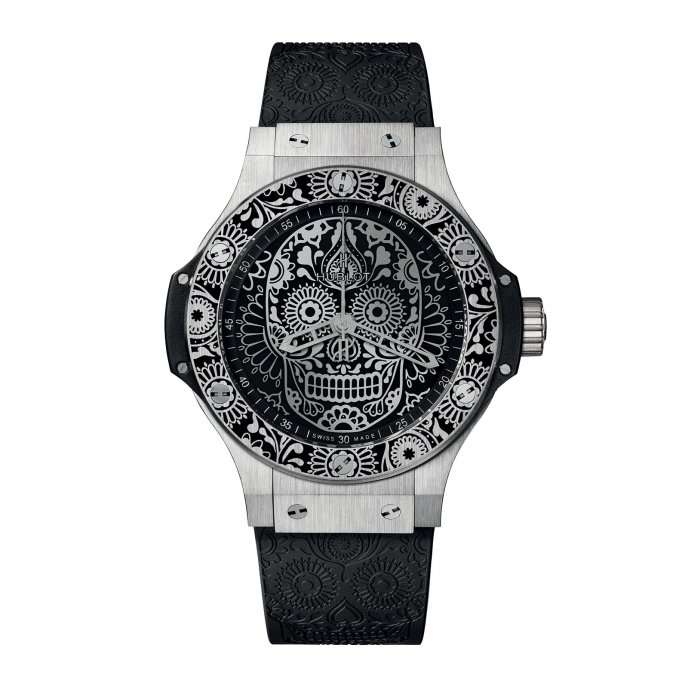 Big Bang Calaveras Steel