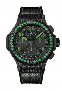 Black Fluo Green