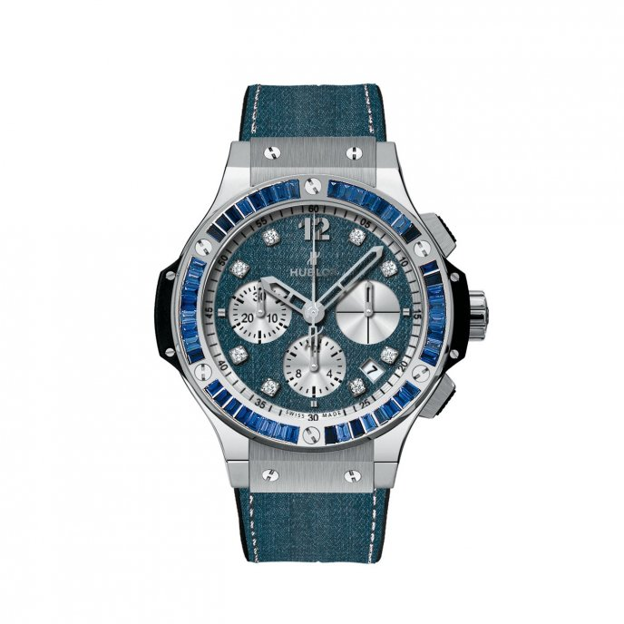 Hublot-Big Bang Jeans Carrat-341.SX.2710.NR.1901.JEANS