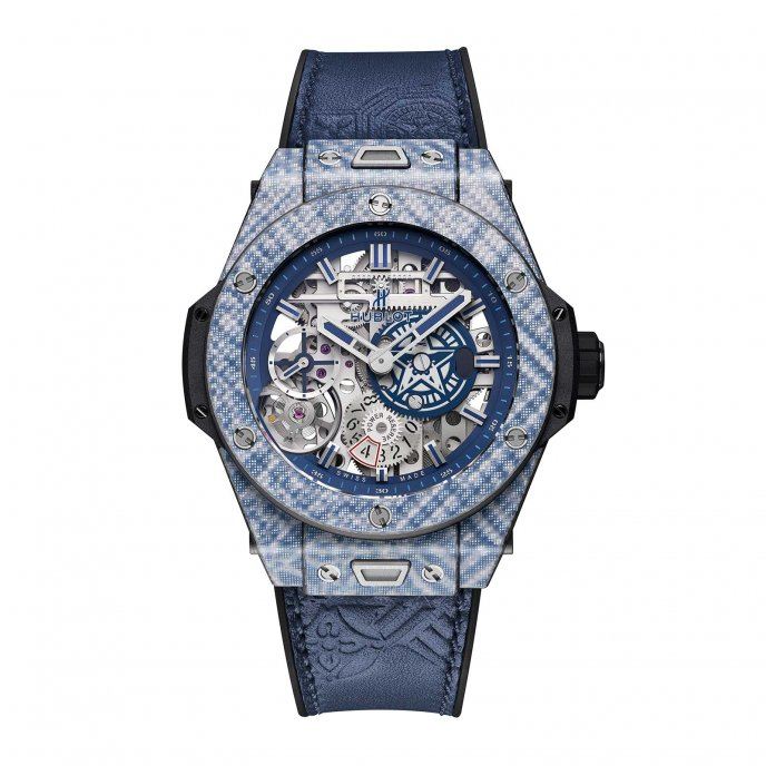 Big Bang Meca-10 « Shepard Fairey Blue »