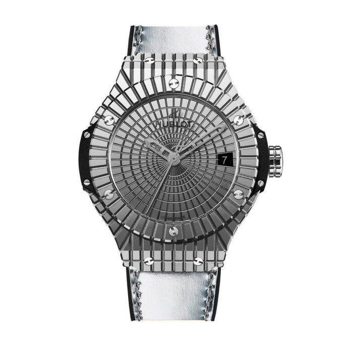 Hublot-Big Bang-Steel Caviar-346.SX.0870.VR