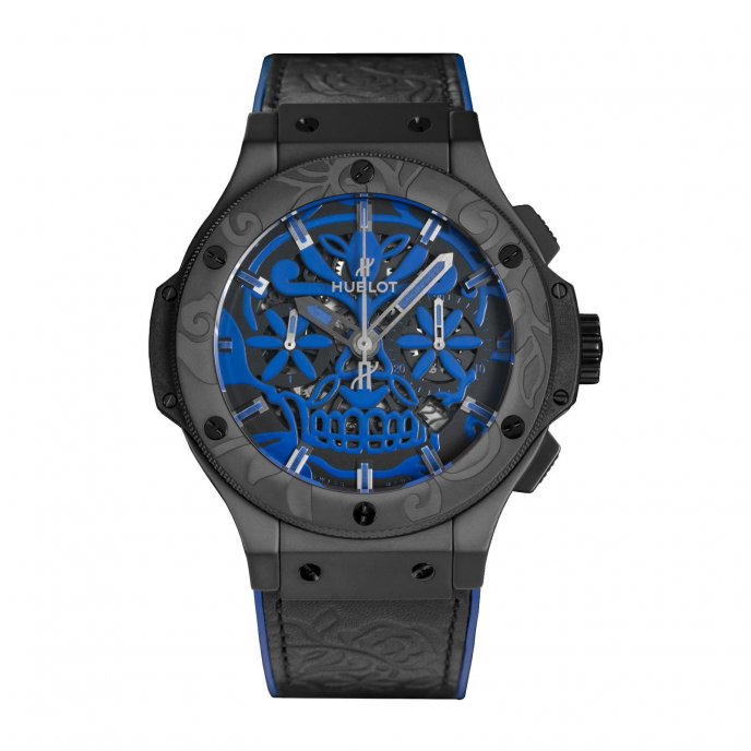 hublot-big-bang-sugar-skull-blue