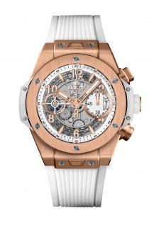 Big Bang Unico King Gold White