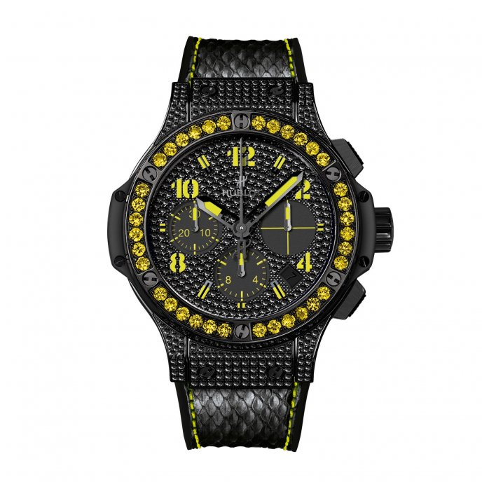 Hublot-Big bang-Black Fluo Yellow-341.SV.9090.PR.0911