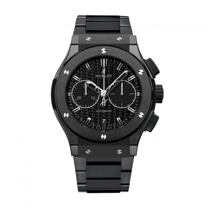 Hublot-Classic Fusion-Black Magic Bracelet-521.CM.1770.CM
