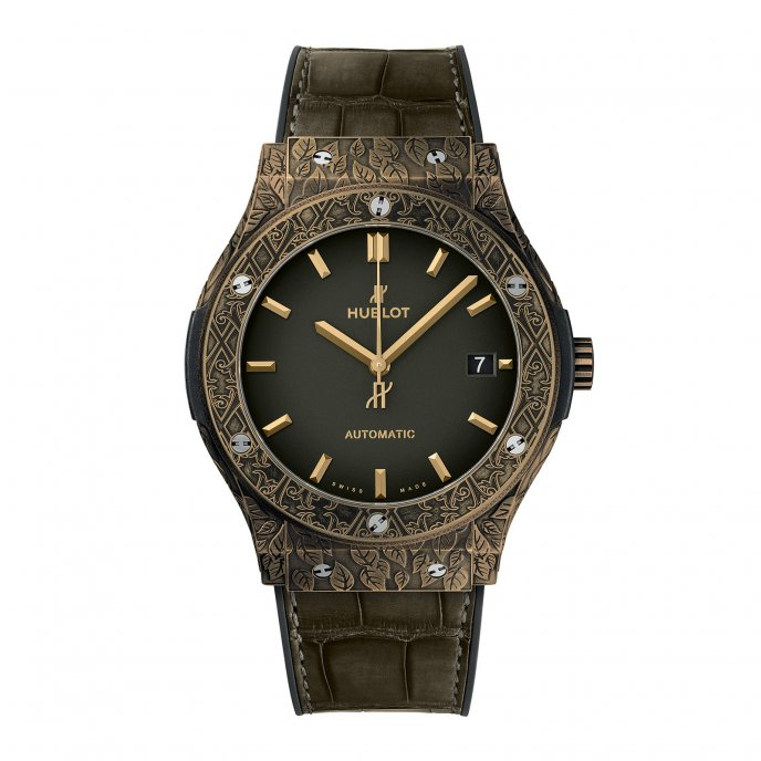 Classic Fusion Fuente Limited Edition 45 mm Bronze