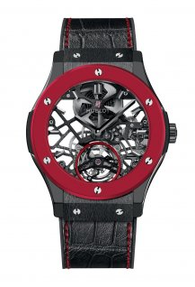 Red'n'Black Skeleton Tourbillon for Only Watch 2013