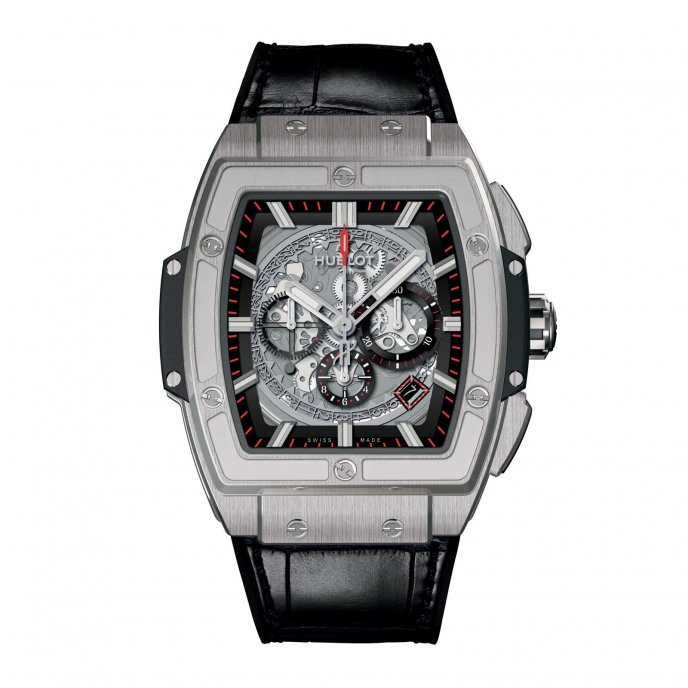 Hublot Spirit of Big Bang 601.NX.0173.LR - watch face view