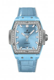 Light Blue Ceramic Titanium