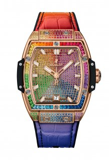 Spirit of Big Bang Rainbow 39 MM