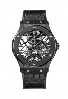 Tourbillon All Black