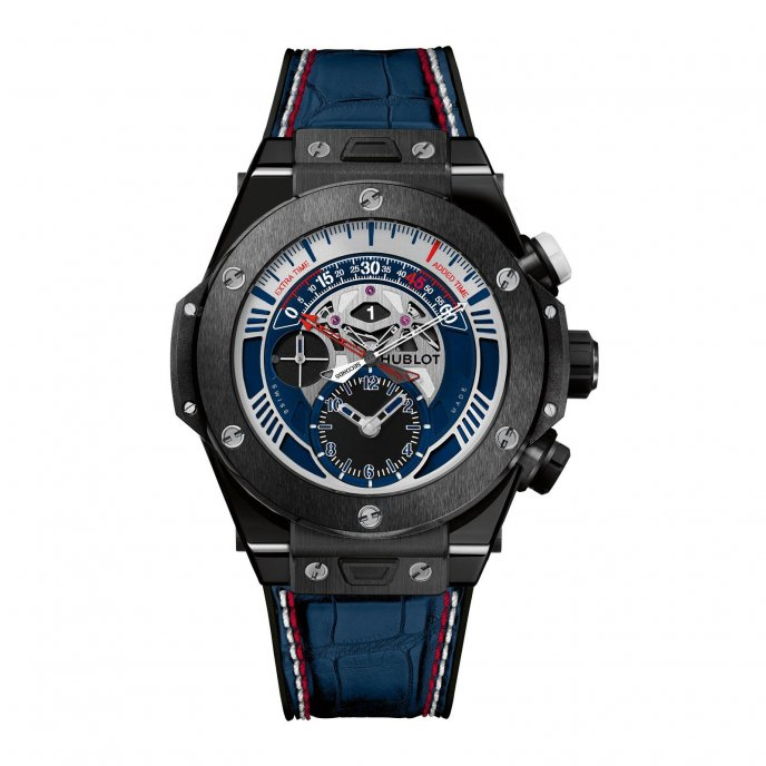 Big Bang Unico Retrograde Chronograph Champions League