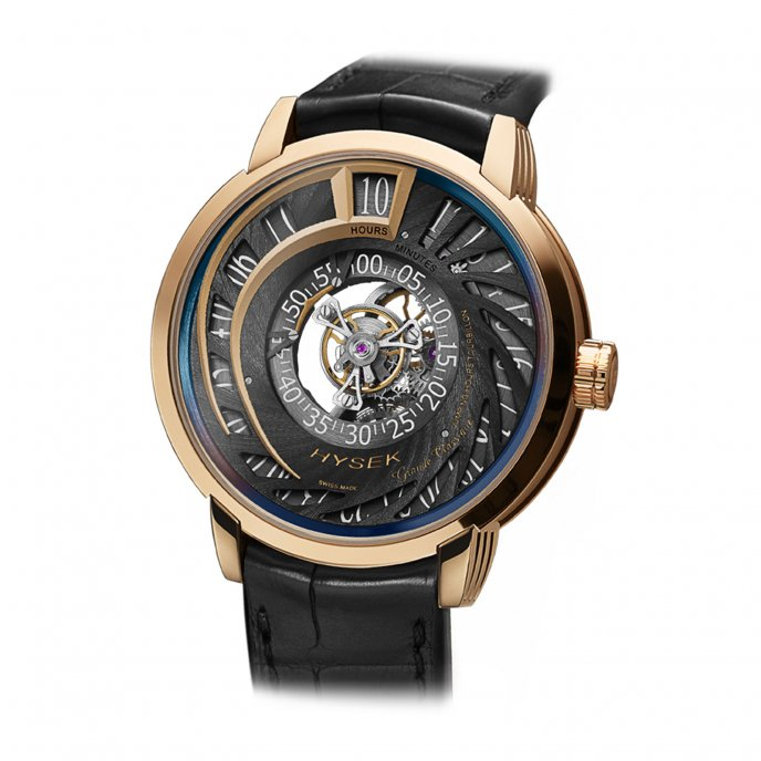 Jumping Hours Tourbillon