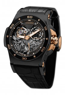 Abyss Automatic Tourbillon