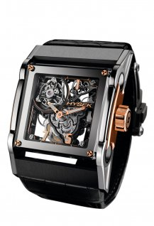 Furtif Tourbillon