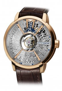 IO Central Tourbillon Squelette