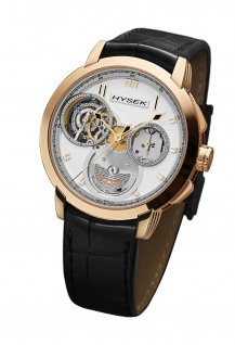 Chronographe Tourbillon