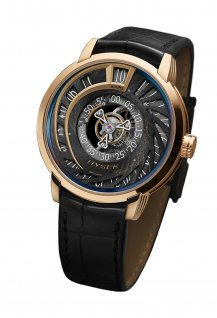 Jumping Hour Tourbillon