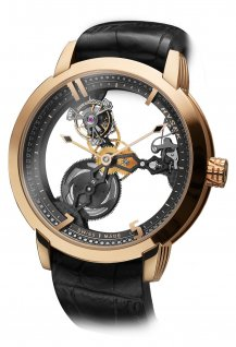 IO 49mm Tourbillon Squelette
