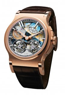 Verdict 46mm Automatic Double Tourbillon