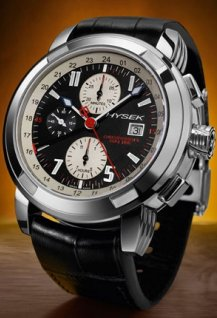 Io 47mm Chronograph & Dual time