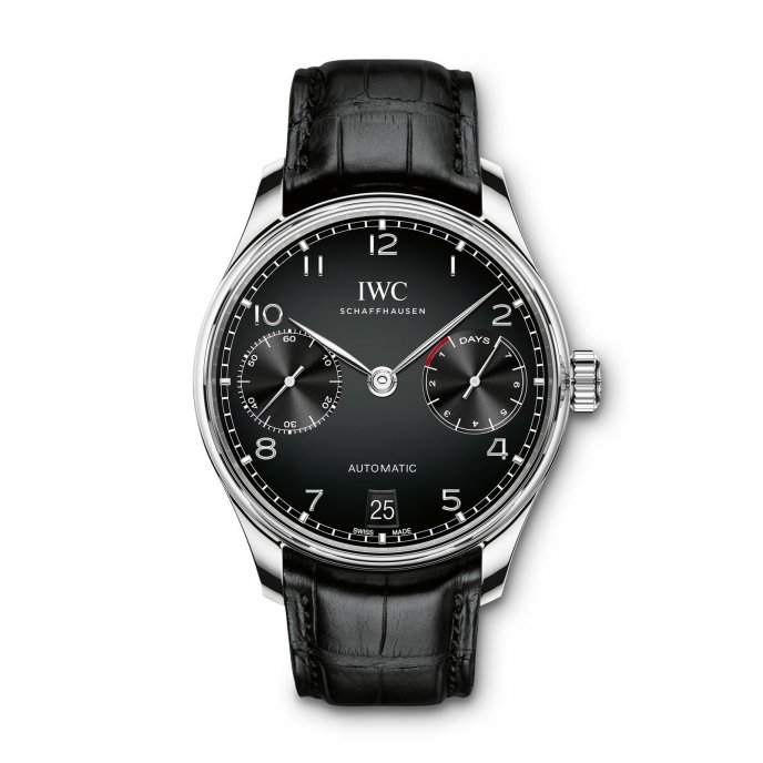IWC Porutgaise Automatic IW500703 watch face view