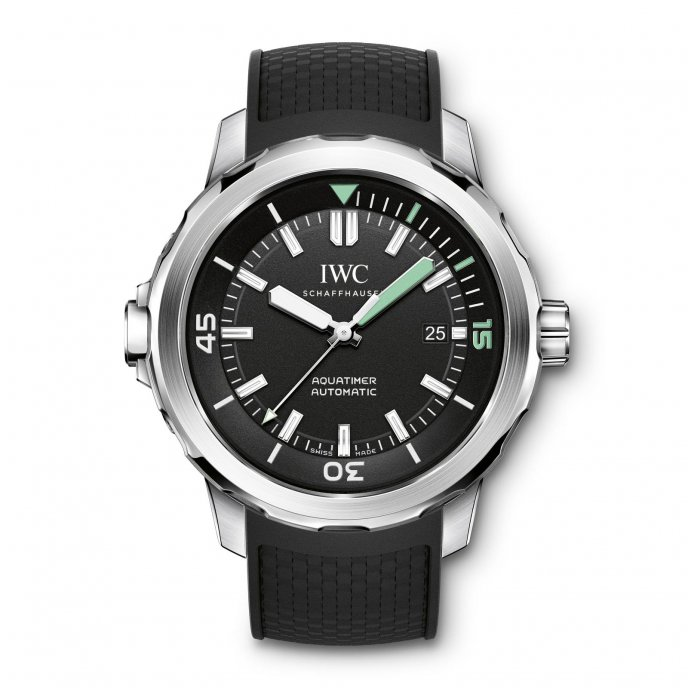 IWC Aquatimer Automatic IW329001 - watch face view