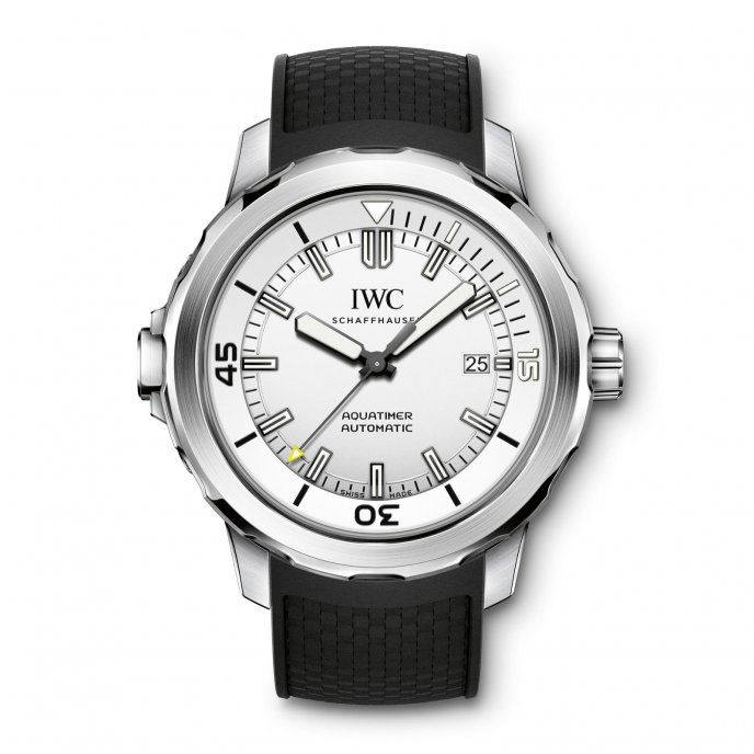 IWC Aquatimer Automatic IW329003 - watch face view