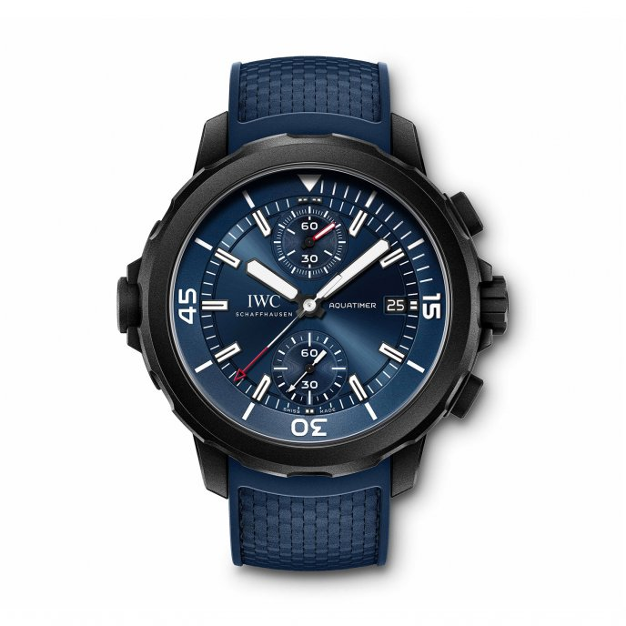 Aquatimer Chronographe Édition « Laureus Sport for Good »