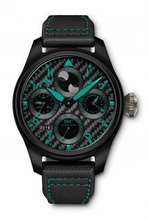 "Big Pilot's Watch Perpetual Calendar Edition ""Mercedes-AMG Petronas Motorsport"""